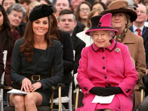 Queen Elizabeth II & Kate Middleton's Bond is Closer Than We Thought After the Monarch's Recent Health Scare