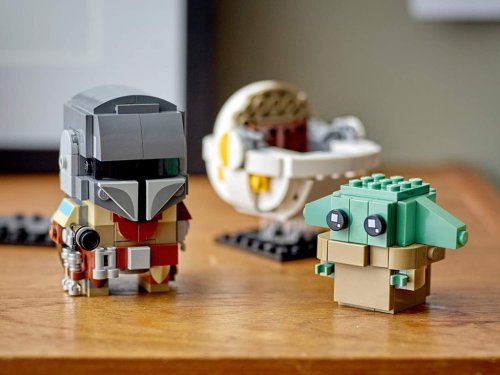 Happy Star Wars Day! #Maythe4thBeWithYou As You Build These LEGO Sets