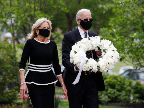 President Joe Biden's Mother's Day Message to Jill Biden Reminds Us How She Came Into His Life