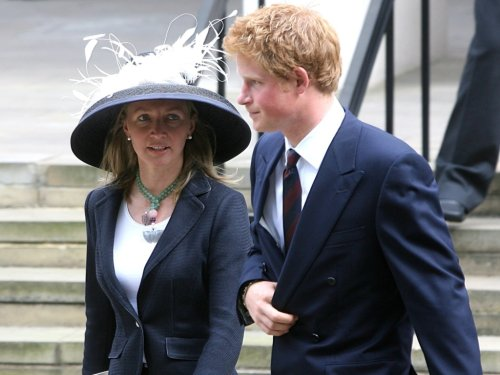 Prince Harry's Nanny Is Finally Seeing Justice For the Awful Rumor That She Was Pregnant by Prince Charles