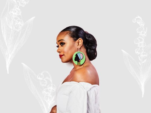 How Tatyana Ali Is Reclaiming Her Joy & Finding Her Voice as a New Mom