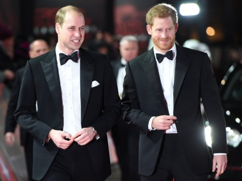 Prince Harry & Prince William Had a Surprising Moment of Reconciliation at Prince Philip's Funeral