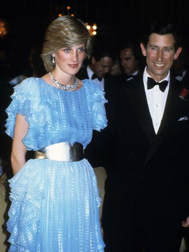 Prince Charles & Princess Diana's Marriage Through Photos