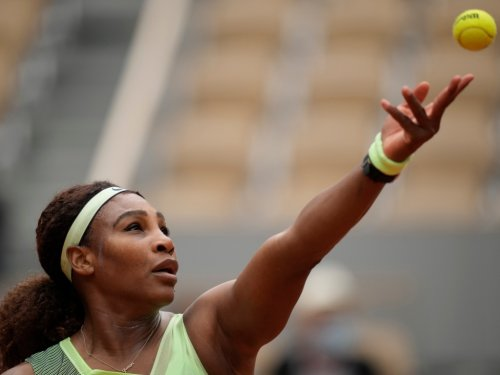 Serena Williams Shares The Three Words She Lives By While Balancing Motherhood & Career