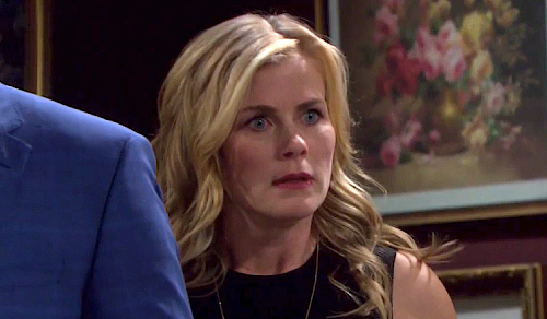 Furious With Chad For Allowing a 'Low-Life Mobster' to Run DiMera, EJ Proposes a Plan — And Then Overhears a Suspicious Conversation Between Sami and Lucas