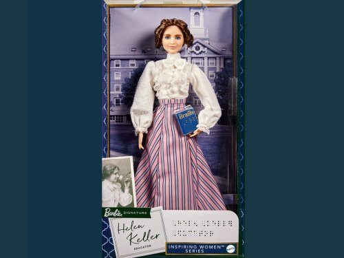 Mattel Just Announced a Helen Keller Barbie & We Are Here for It