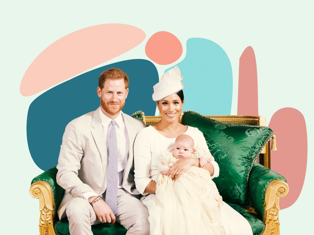 Our Favorite Photos of Meghan Markle, Prince Harry, & Archie