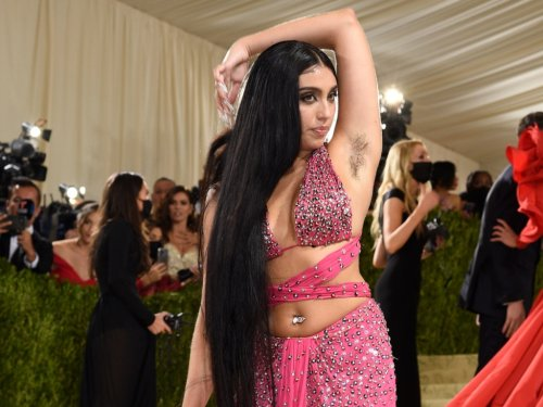 Madonna's Daughter Lourdes Leon Shows Off How Beautiful Body Hair Can Be in These New Photos
