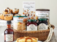Discover holiday gift baskets