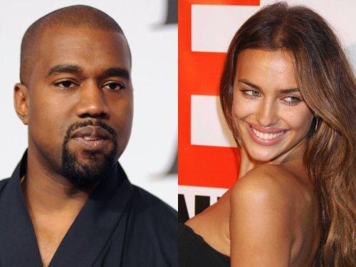 Kanye West's Reported Reasons For Liking Irina Shayk Seem to Hit At Kim Kardashian