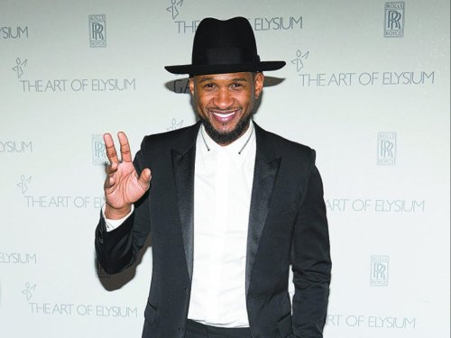 Usher Reveals The Cute Nickname He Gave Daughter Sovereign