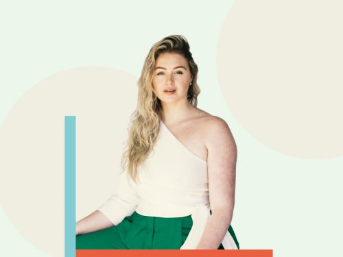 Iskra Lawrence Can't Stop Saying 'Thank You' to Her Postpartum Body