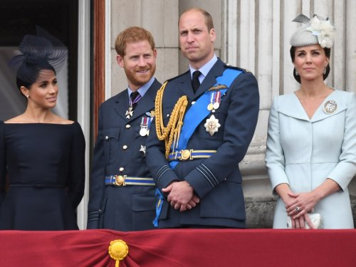 Prince William May Have Stepped Back From Prince Harry to Avoid Seeing Meghan Markle 'Day-to-Day'