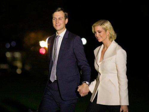 Ivanka Trump & Jared Kushner Are Now Pushing Donald Trump's Agenda Under a New Name