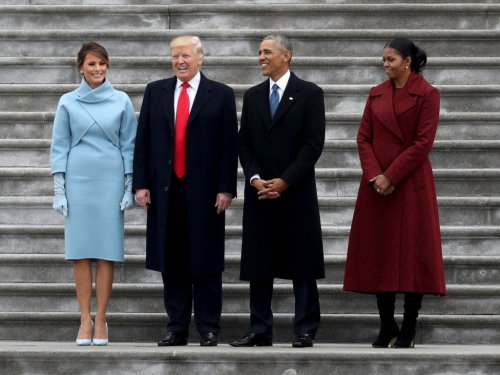 Donald Trump Was Reportedly Counting On Michelle Obama Playing a Big Role in the 2020 Election