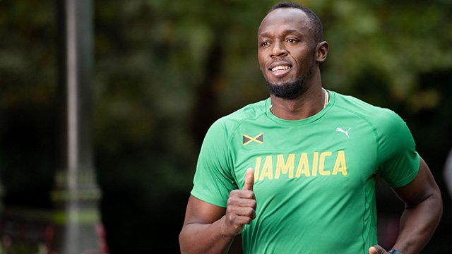 Usain Bolt's Baby Name Choice Is Almost as Cute as Her Photos