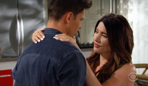 Finn Is Overjoyed When Steffy Wants to Get Married Right Away — Except for One Daunting Detail