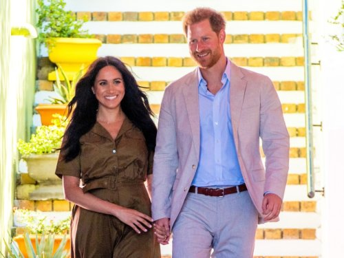 Prince Harry's Supermarket Date Story Shows Meghan Markle Was Asserting Herself From Day One