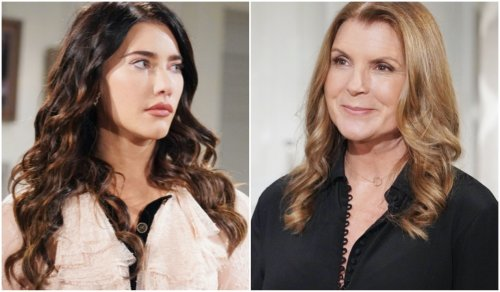 The Shocking Bold & Beautiful Plot Twist That Would Leave Steffy *Right* Where Sheila Wants Her