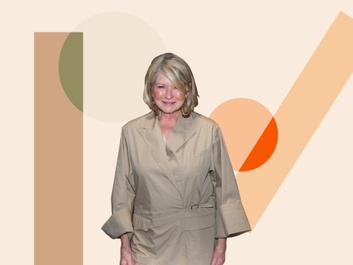 Martha Stewart Just Mixed Two Favorite Breakfast Treats & Made The Ideal Morning Snack