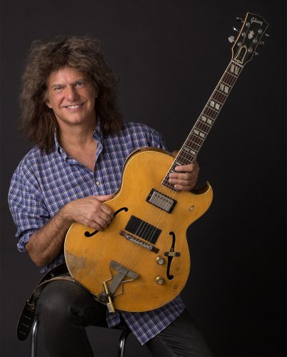 For Guitarist Pat Metheny, Music's Simple Truth Stands the Test of Time