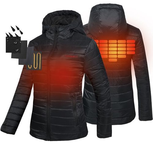 Women's Heated Jacket And Vest
