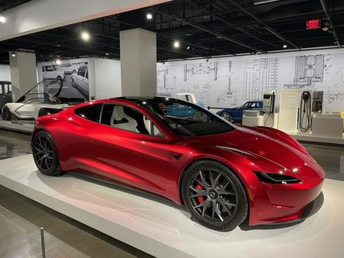 Tesla to Increase Torque & Max RPM in Innovative Carbon-Wrapped Motor for New-Gen Roadster