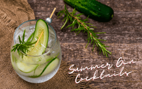 15 Summer Gin Cocktails: Drink Your Way To A Chill Mood