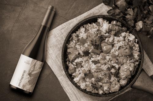 Pinchaperas y arroz con pollo y verduras: ¡un apetitoso maridaje en casa!