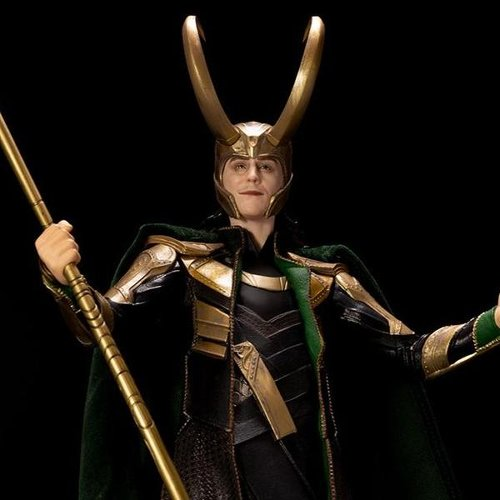 Loki 1/6 Scale ARTFX Statue - Marvel Avengers