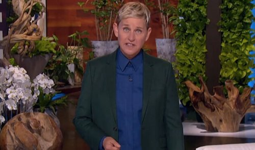 Ellen DeGeneres forced to stop her famous talk show, after a controversy DEVASTATORY
