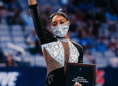 Simone Biles Remains The Most Decorated Gymnast In History As She Wins Her Seventh U.S. Title