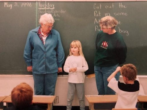 Life Lessons from Our Cofounders' Great-Grandmother