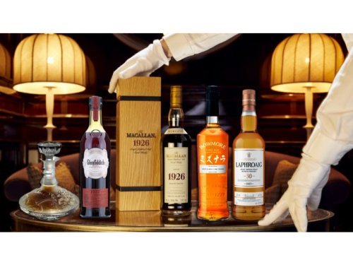 The World's 7 Most Expensive Scotch That Rich People Love To Have