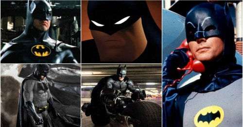 Batman actors, ranked: who's the best Batman?