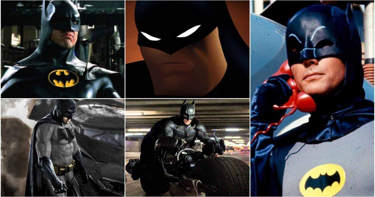 Batman actors, ranked: who's the best Batman?