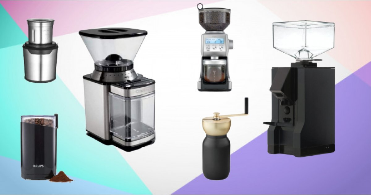 Best coffee grinders 2020: from handheld to automated offerings
