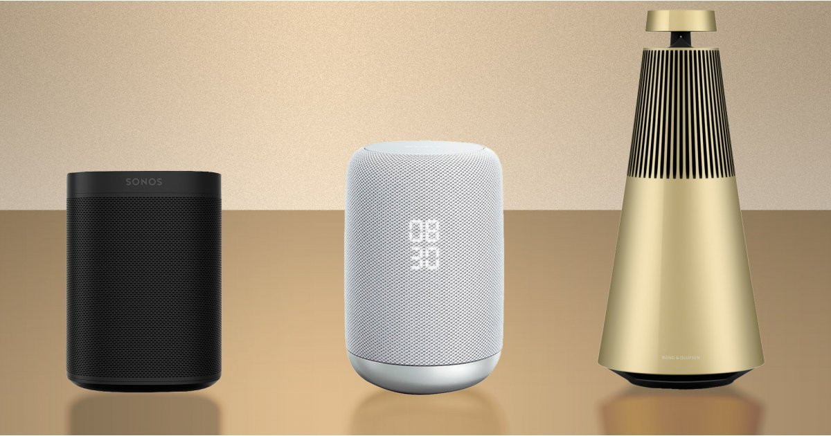 Best smart speakers 2020: it's an Alexa and Google Assistant showdown