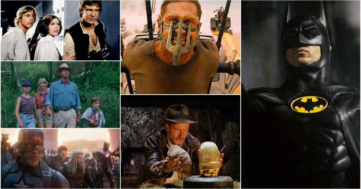 Hollywood blockbuster movies: the best blockbusters ever