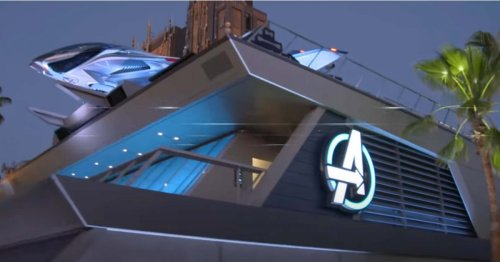 Marvel's Avengers Campus is the stuff of superhero dreams - and is opening soon
