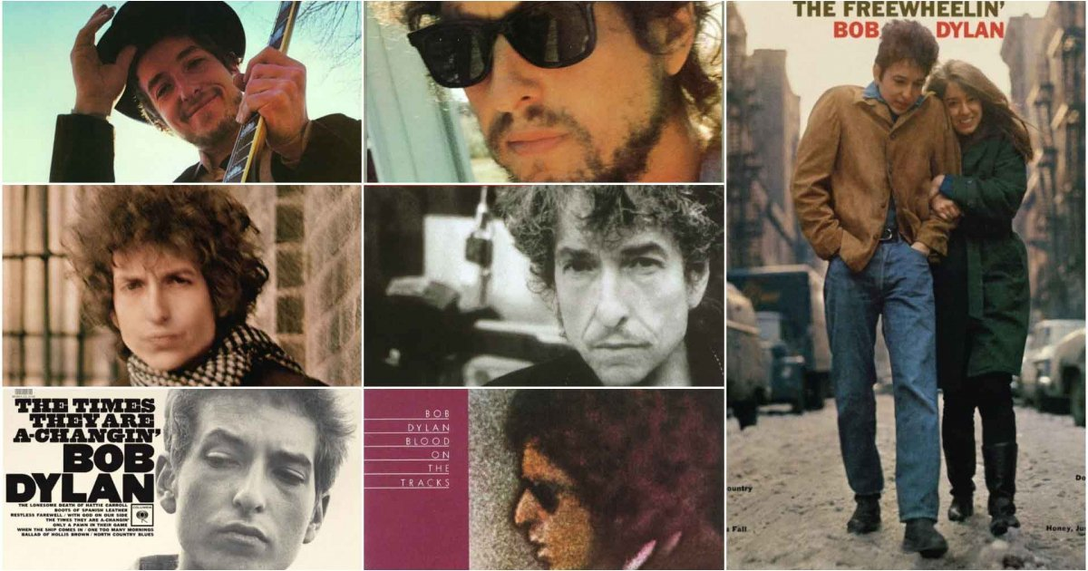 The best Bob Dylan lyrics of all time: pure poetry