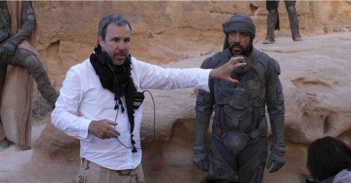 Director Denis Villeneuve on the making of Dune