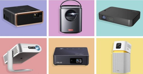 Best portable projector 2020: best mini and pico projectors tested