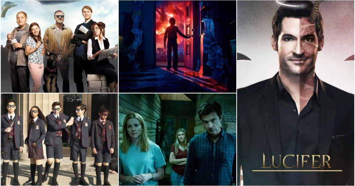 Best Netflix shows (July 2021): the best Netflix TV series revealed