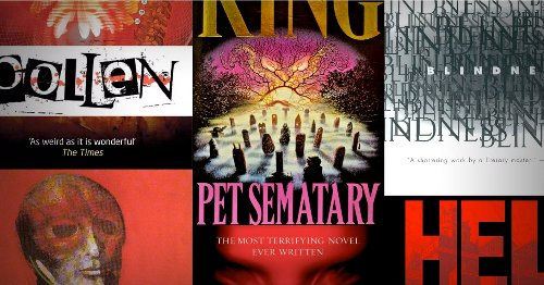 The scariest books of all time: ultimate horror stories