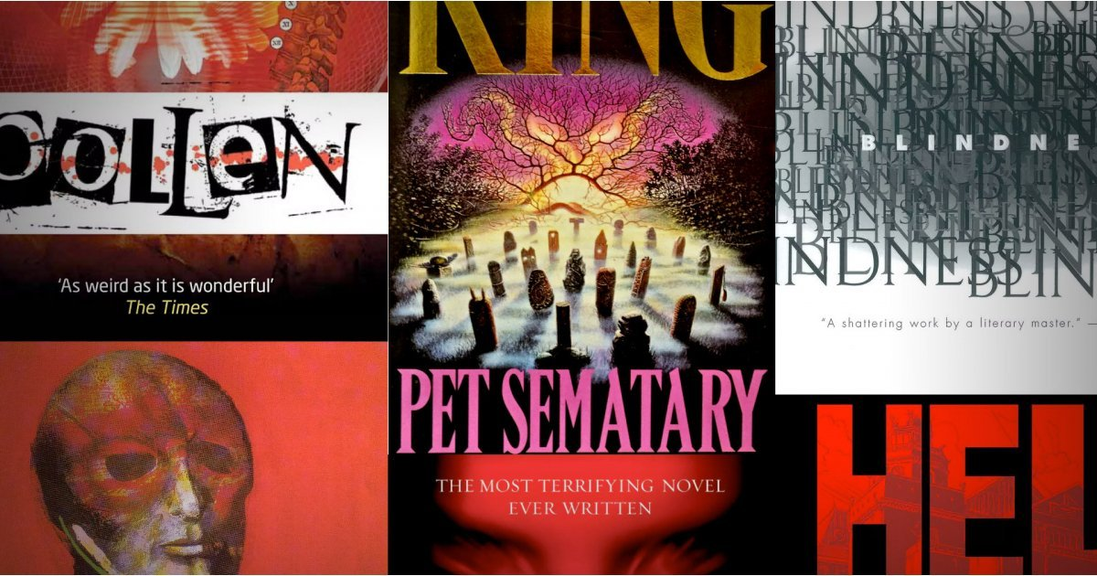 Best horror books: the 35 scariest books of all time