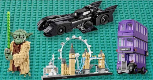 Best LEGO sets in 2021: LEGO for kids, big and small