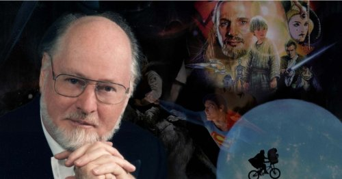 Best John Williams' scores: from Jaws to Jurassic Park