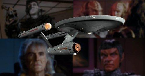 10 best Star Trek villains: from the Borg to the Klingons