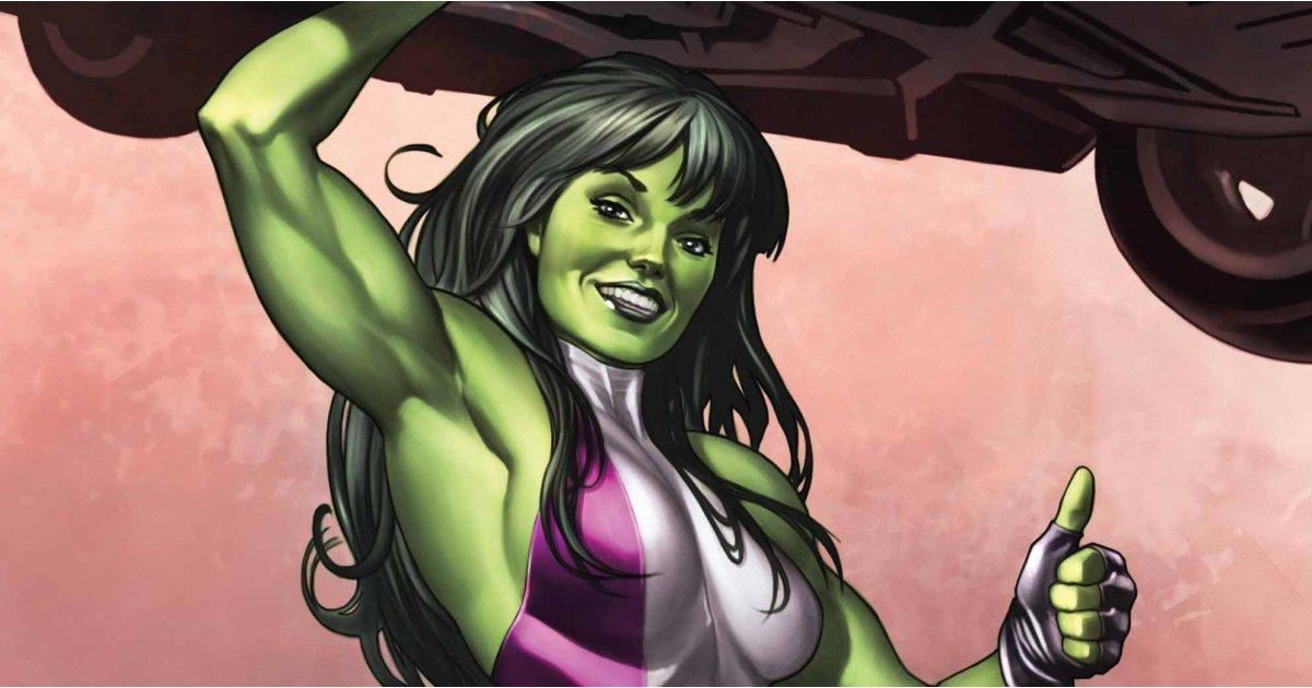 She-Hulk set to take the best bits of Deadpool for Disney Plus